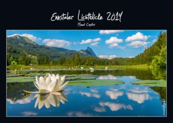 Kalender 'Ennstaler Lichtblicke 2019'