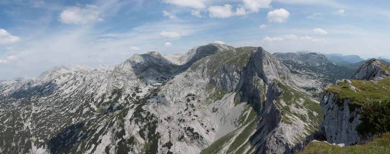 Blick ins tote Gebirge