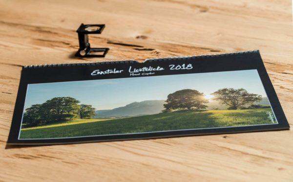 Fotokalender Ennstaler Lichtblicke 2012