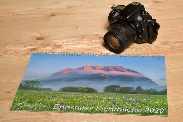 Kalender 'Ennstaler Lichtblicke 2020'