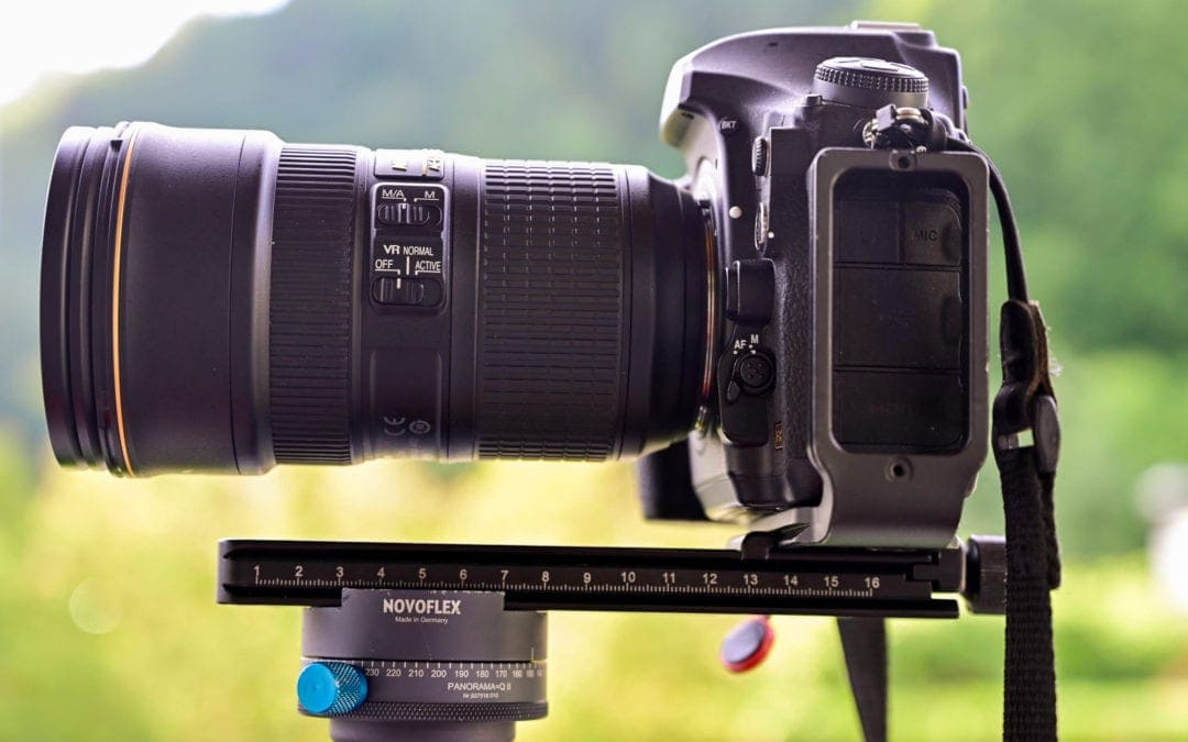 Panoramafotografie – quick and dirty …