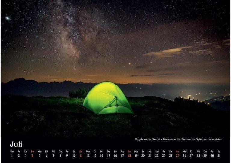 09 Manuel Capellari Kalender Ennstaler Lichtblicke 2021 – Juli