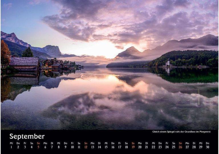 11 Manuel Capellari Kalender Ennstaler Lichtblicke 2021 – September