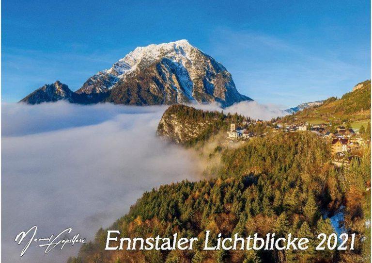 01 Manuel Capellari Kalender Ennstaler Lichtblicke 2021 Titelseite