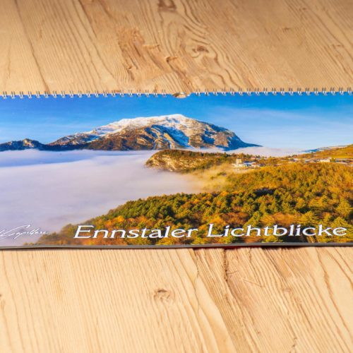 Fotokalender Ennstaler Lichtblicke 2021