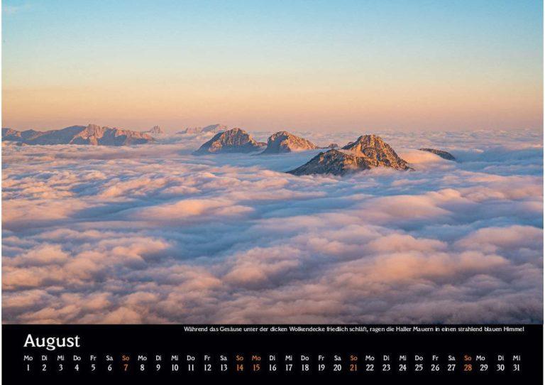 manuel capellari kalender ennstaler lichtblicke 2022 august