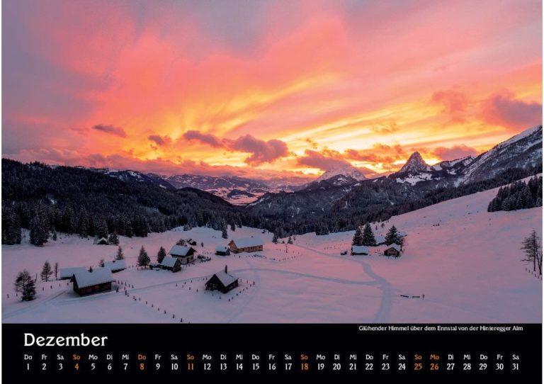 manuel capellari kalender ennstaler lichtblicke 2022 dezember