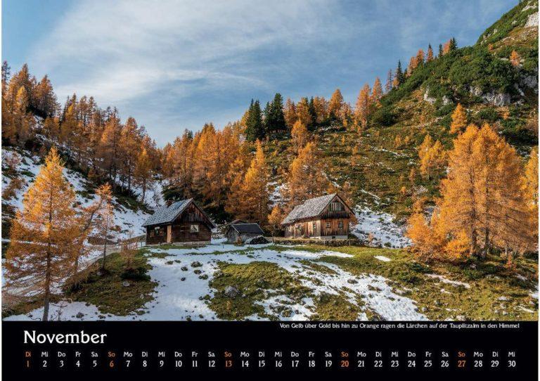 manuel capellari kalender ennstaler lichtblicke 2022 november