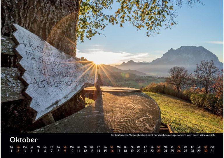 manuel capellari kalender ennstaler lichtblicke 2022 oktober